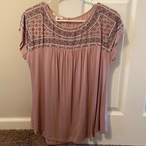 Maurices top size medium